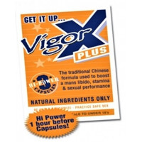 VigorX Plus | 3 Tablets